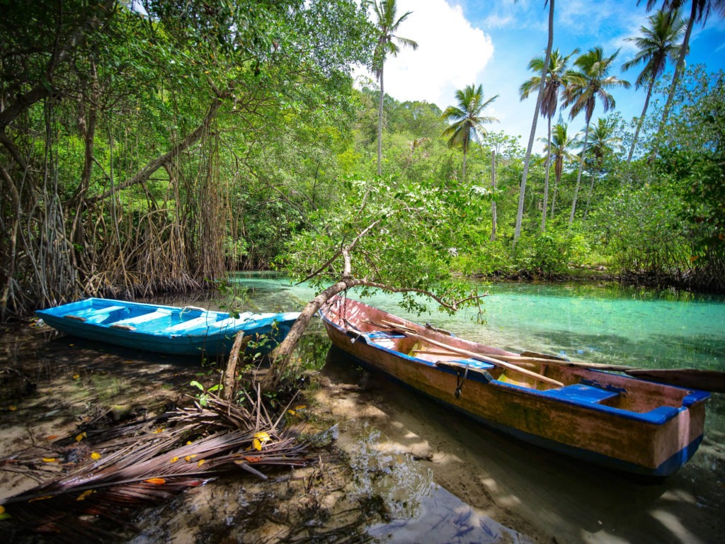 Cabo Frio, las terrenas Republique Dominicaine