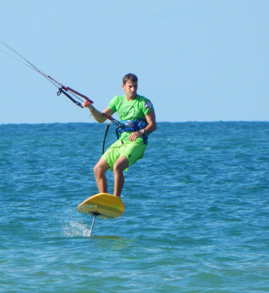 kitesurf las terrenas dominican republic kiteboard kiteboarding