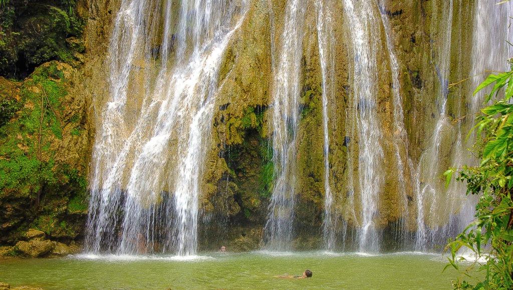 El Limon Waterfall tours in las terrenas dominican republic