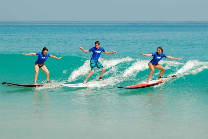Cours de surf à Las Terrenas en République Dominicaine