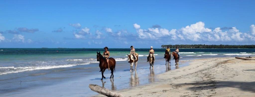 Balade à cheval Las Terrenas