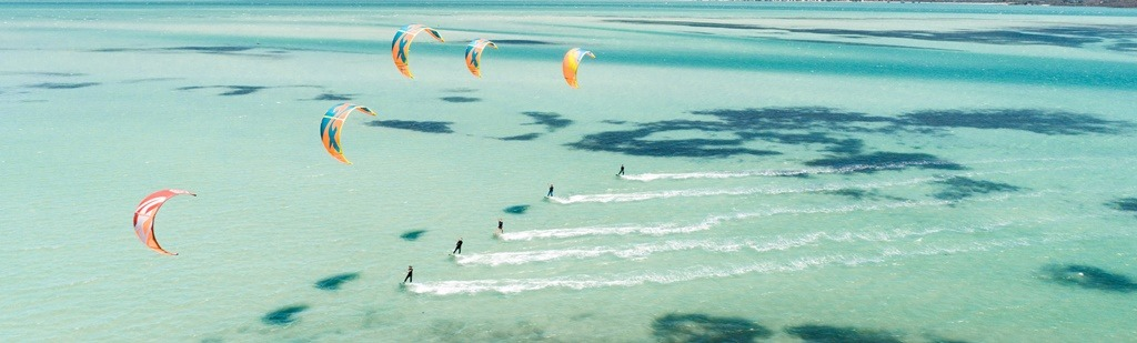 Kitesurfing in Punta Cana