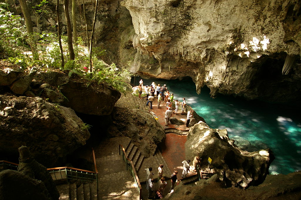 Los Tres Ojos - Best national parks in the Dominican Republic