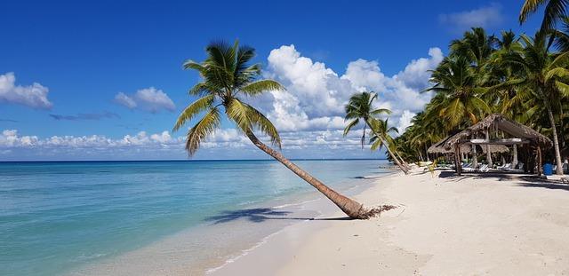 Saona island, Cotubanama National Park, Dominican Republic