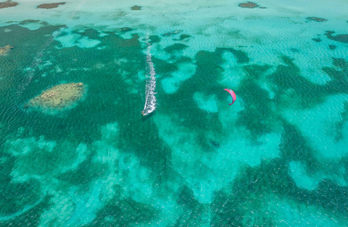 2022 best kitesurfing spots in Dominican Republic