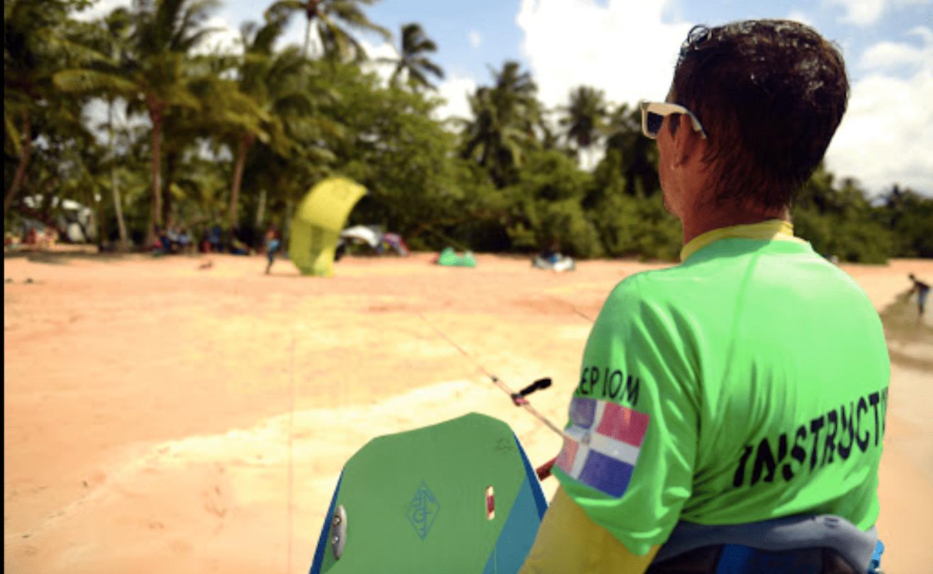 Beginners Kitesurfing Las Terrenas