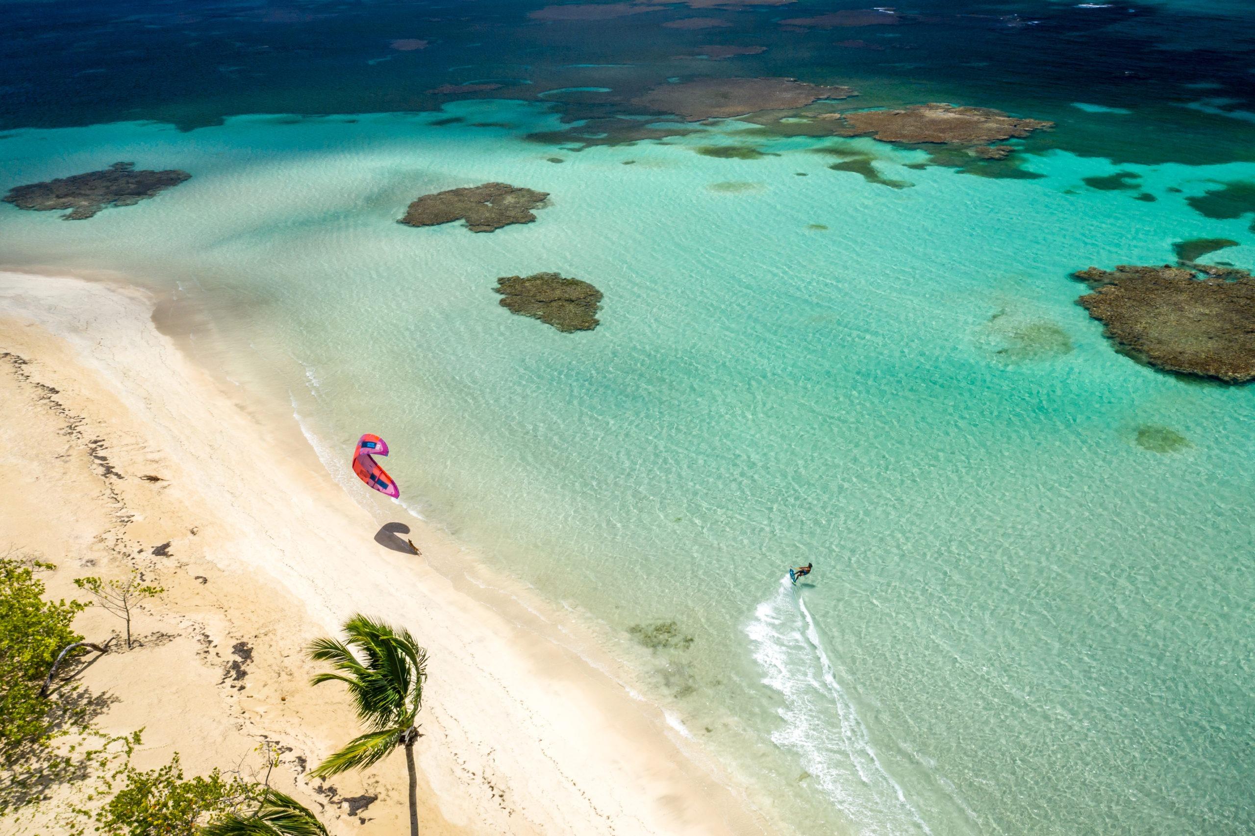 Kiteboarding school Dominican Republic