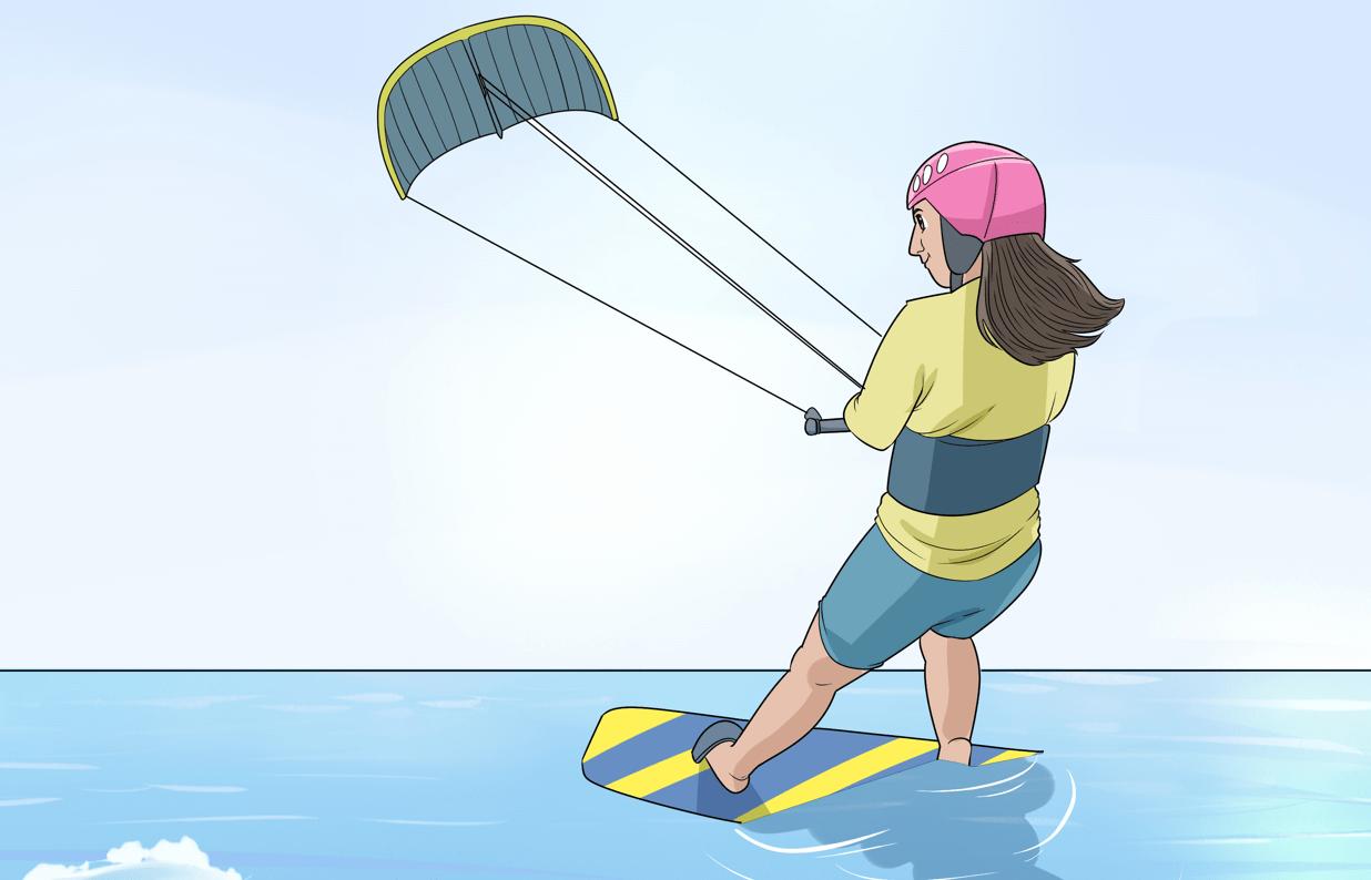 Kids Kitesurfing in the Dominican Republic
