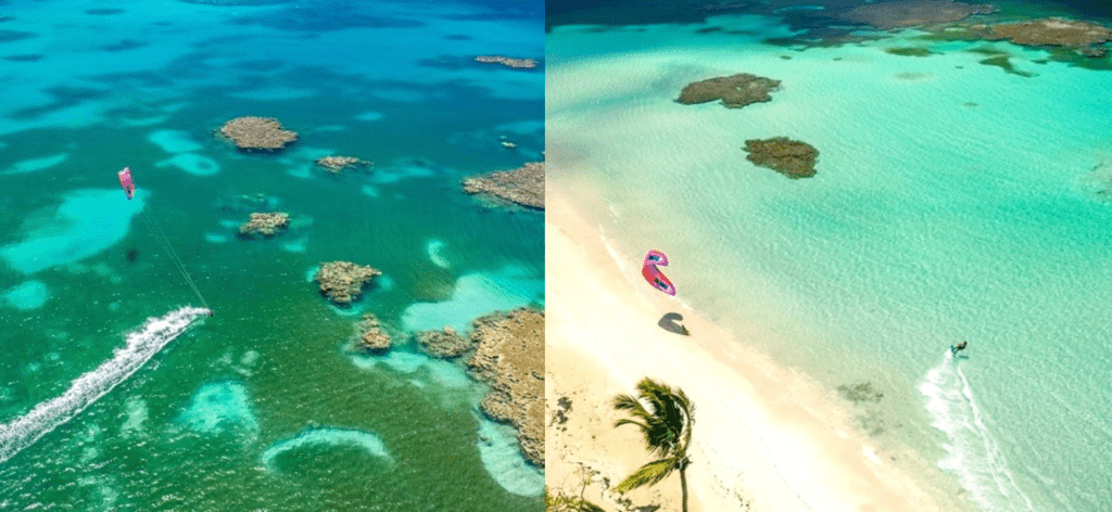 Kitesurfing lessons in the Dominican Republic