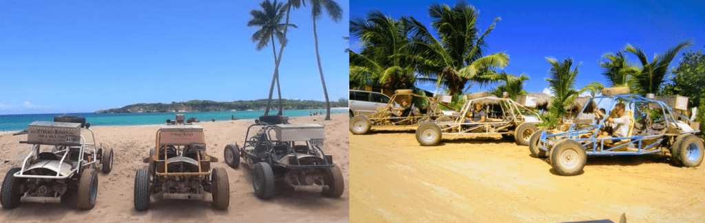 Top adventure things to do in the Dominican Republic in 2022 buggies