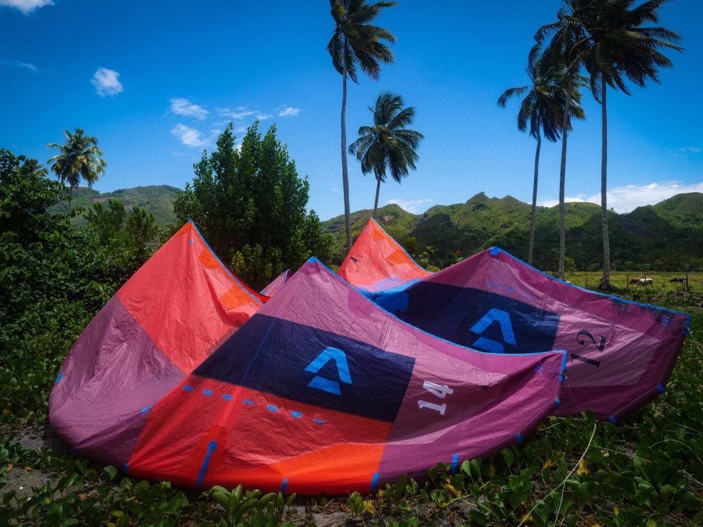 equipo kitesurf republica dominicana